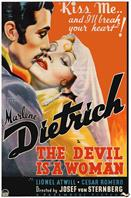 devil is a woman 1935 movie poster