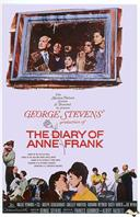 diary of anne frank 1959 movie poster