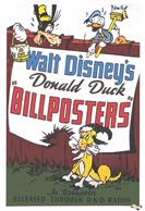 donald duck billposters 1940 movie poster
