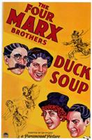 duck soup 1933 movie poster