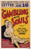 gambling with souls 1936