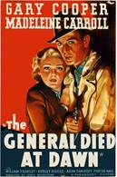 general died at dawn 1936