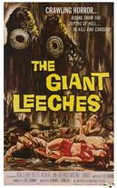 giant leeches 1960 movie poster