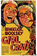 girl-crazy 1932 movie poster