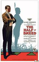 half breed 1922 movie poster