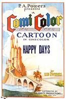 happy days 1936 movie poster