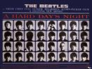 hard days night 1964 movie poster