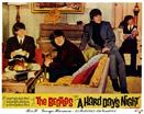 hard days night 1964 v2 movie poster