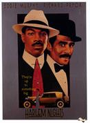 harlem nights 1989 movie poster
