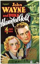 haunted gold 1934 movie poster
