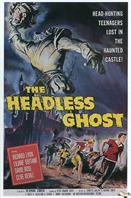 headless ghost 1959 movie poster