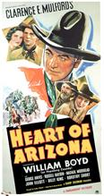 heart of arizona 1938 movie poster