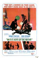 heat of the night 1967 movie poster