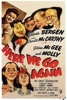 here we go again 1942 movie poster