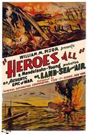 heroes all 1918 movie poster