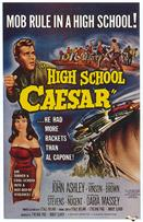 high school caesar 1960 movie poster