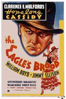 hopalong cassidy the eagles brood 1935 movie poster