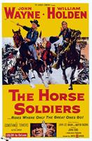 horse soldiers 1959 movie poster