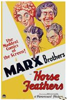 horsefeathers 1932 movie poster