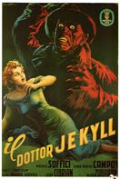 il dottor jekyll 1951 italia movie poster