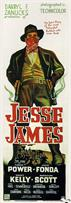 jesse james 1939 movie poster