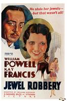 jewel robbery 1932 movie poster