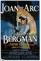 joan of arc 1948 movie poster