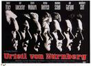 judgement at nuremburg 1961 movie poster