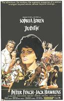 judith 1966 movie poster
