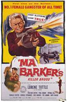 ma barkers killer brood 1960 movie poster