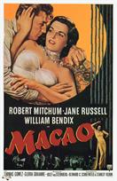 macao 1952 movie poster