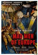 madmen of europe 1940 movie poster