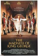 madness of king george 1994 movie poster