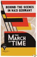 march of time in nazi germany 1939 movie poster