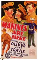 marines are here 1938 movie poster
