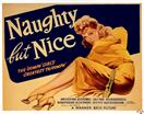naughty but nice 1939 movie poster