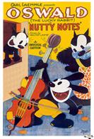 oswald nutty notes 1929