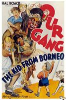 our gang kid from borneo 1933 movie poster