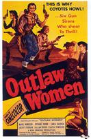 outlaw women 1952 movie poster