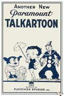 paramount talkartoon 1932 movie poster