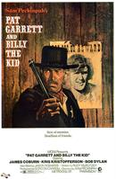 pat garrett and billy the kid 1973 movie poster