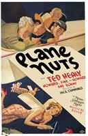 plane nuts 1933 movie poster