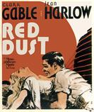red dust 1932 movie poster