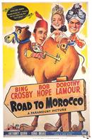 road to morocco 1942 movie poster