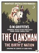 the-clansman-or-birth-of-a-nation-1915-movie-poster