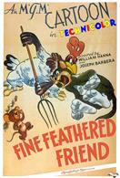 tom-jerry-fine-feathered-friend-1942-movie-poster