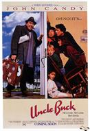 uncle buck 1989 movie poster