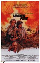 under fire 1983 movie poster