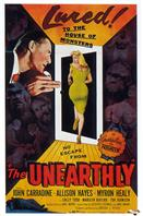 unearthly 1957 movie poster