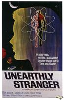 unearthly stranger 1963 movie poster
